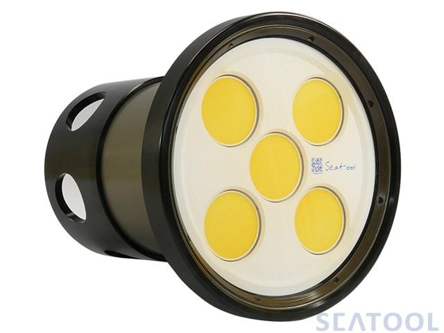 10000m耐圧 大光量LEDライト投光器