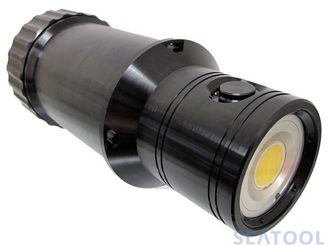 3000m耐圧 調光機能付深海用LEDライト