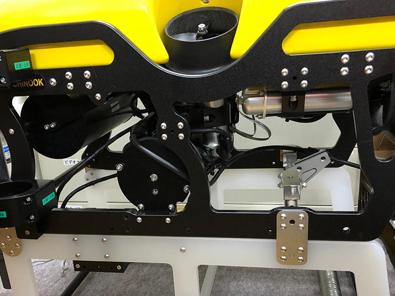 既存ROVの改造